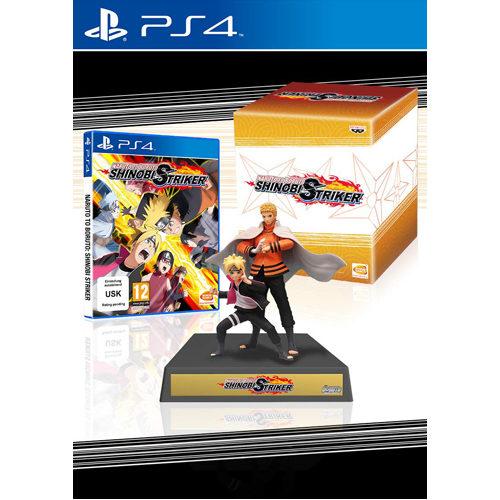 Naruto To Boruto: Shinobi Striker Collector's Edition - PS4