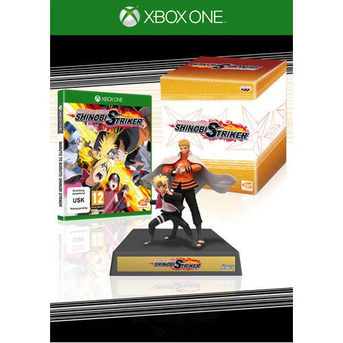 Naruto to Boruto: Shinobi Striker Collector's Edition - Xbox One