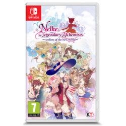 Nelke & The Legendary Alchemists - Nintendo Switch