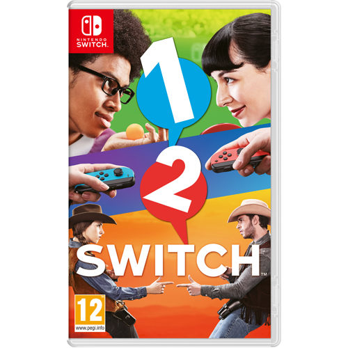 Nintendo Switch 1-2 Switch - Nintendo Switch
