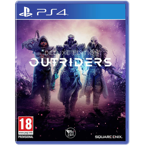 Outriders Deluxe Edition - PS4
