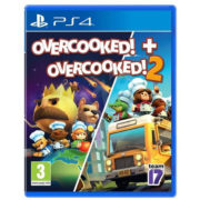 Overcooked Double Pack - PS4