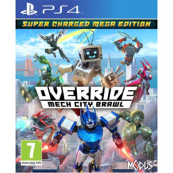 Override Mech City Brawl Super Charged Mega Edition - PS4