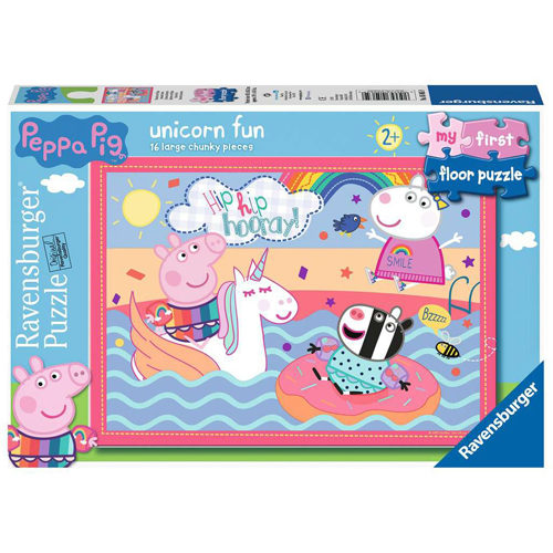Peppa Pig: Unicorn Fun Puzzle (16 pieces)
