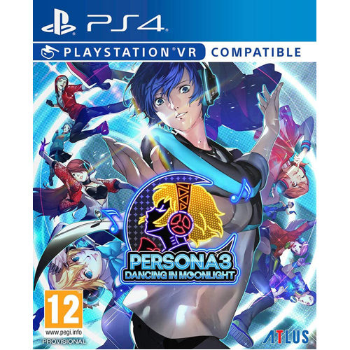 Persona 3: Dancing In Moonlight - PS4