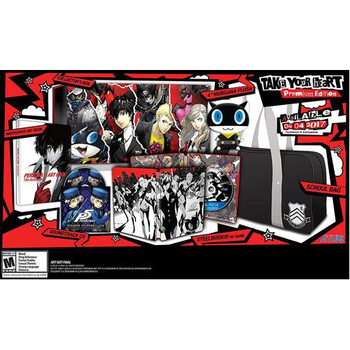 Persona 5 - Premium Edition - PS4