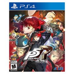 Persona 5 Royal Standard Edition - PS4