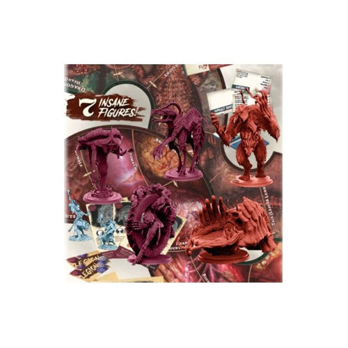 Planet Apocalypse Board Game: Dragon Pack Expansion