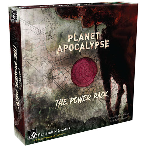 Planet Apocalypse Board Game: Power Pack Expansion