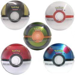 Pokemon TCG: Poke Ball Tin Series 5 - Assorted (One Supplied)