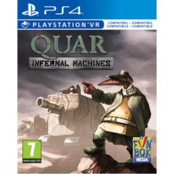 Quar: Infernal Machines - PS4