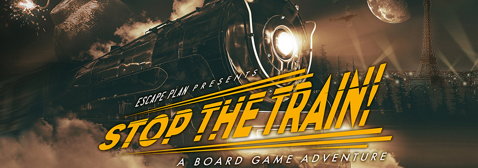 Stop the Train! Preview