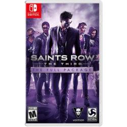Saints Row: The Third - Nintendo Switch