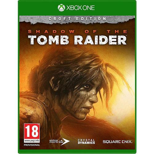 Shadow Of The Tomb Raider: Croft Edition - Xbox One