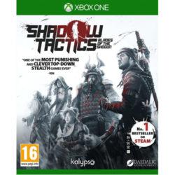 Shadow Tactics Blades Of Shogun - Xbox One