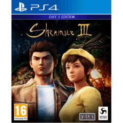 Shenmue III: Day 1 Edition - PS4