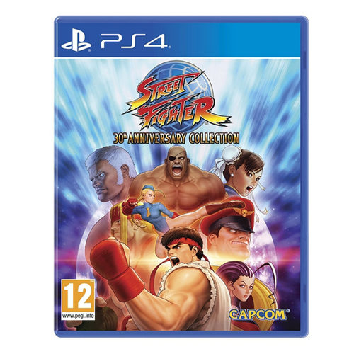 Street Fighter 30th Anniversary - PS4