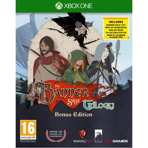 The Banner Saga Trilogy: Bonus Edition - Xbox One