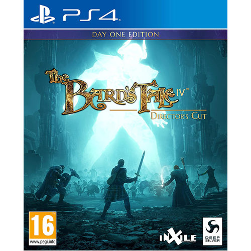 The Bard's Tale IV: Director's Cut Day One Edition - PS4