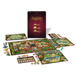 The Castles Of Burgundy - New Edition