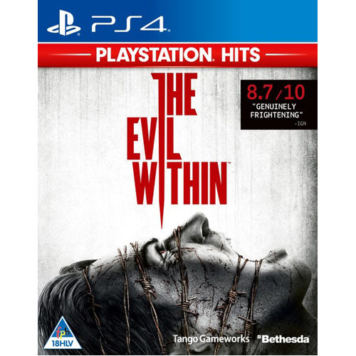 The Evil Within (PlayStation Hits) - PS4