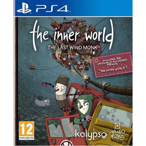 The Inner World The Last Wind - PS4