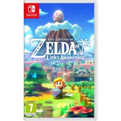 The Legend of Zelda: Link's Awaken - Nintendo Switch
