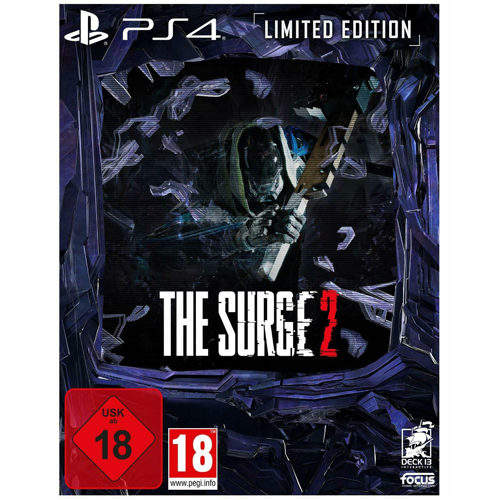 The Surge 2 Limited Edition - PS4
