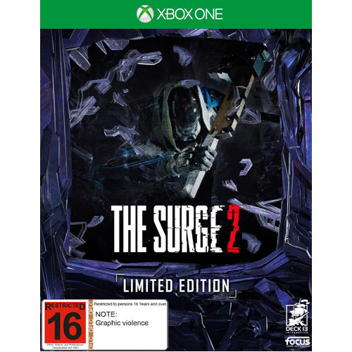 The Surge 2 Limited Edition - Xbox One