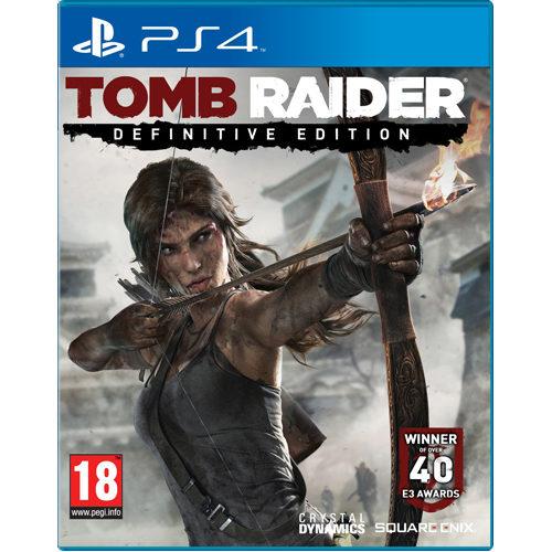 Tomb Raider Definitive HD - PS4