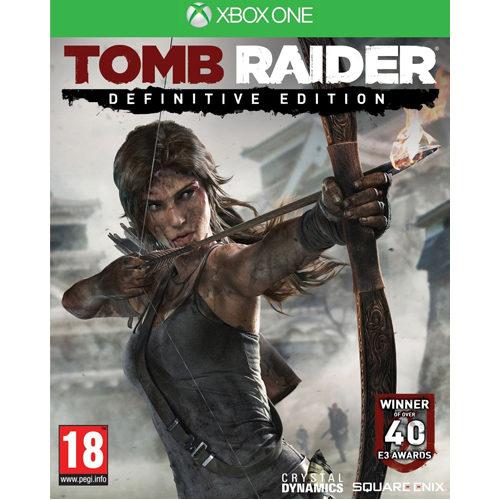 Tomb Raider Definitive HD Xbox One