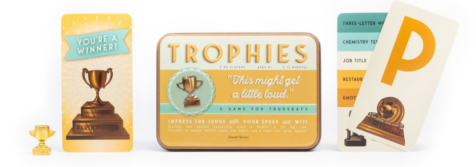 Trophies Review