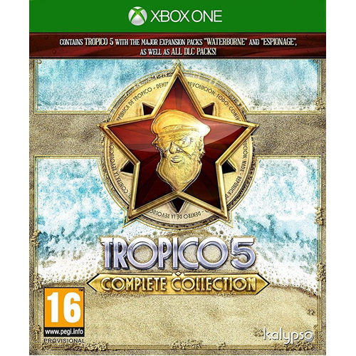 Tropico 5 Complete Collection - Xbox One