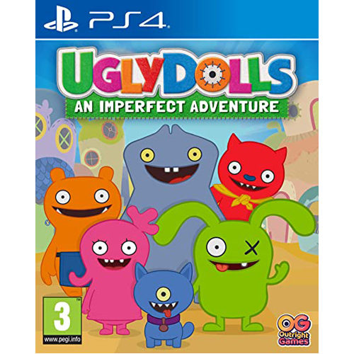 Ugly Dolls Imperfect Adventure - PS4