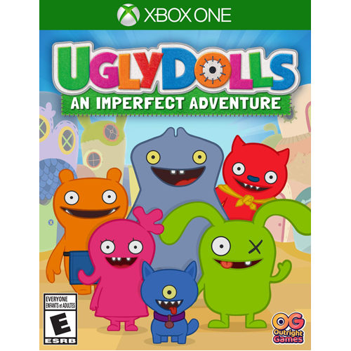 Ugly Dolls Imperfect Adventure - Xbox One