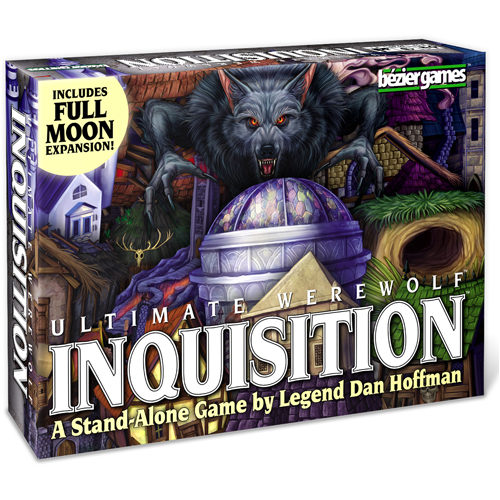 Ultimate Werewolf Card Game: Inquisition