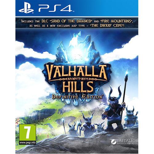 Valhalla Hills Definitive Edition - PS4