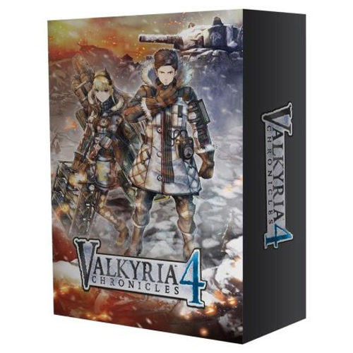 Valkyria Chronicles 4 Memoirs From Battle Premium Edition - PS4