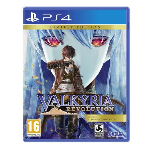 Valkyria Revolution Limited Edition - PS4