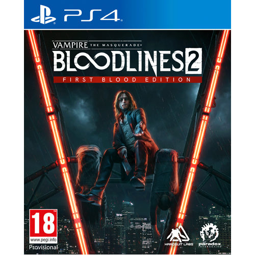 Vampire: The Masquerade - Bloodlines 2 - PS4