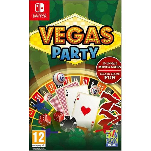 Vegas Party - Nintendo Switch