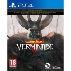 Warhammer Vermintide 2 Deluxe Edition - PS4