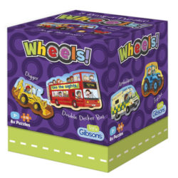 Wheels Puzzles