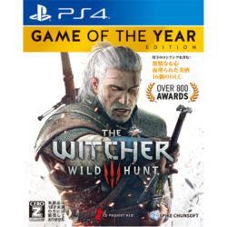 The Witcher III: Game Of The Year Edition - PS4