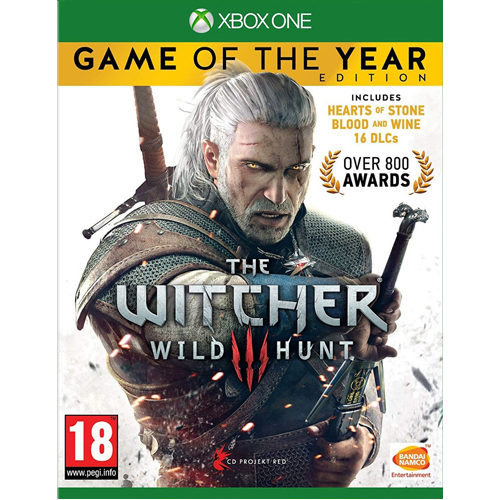 Witcher 3 Game of the Year Edition - Xbox One