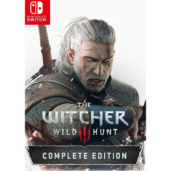 The Witcher III: Wild Hunt Complete Edition - Nintendo Switch
