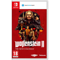 Wolfenstein 2: The New Colossus - Nintendo Switch