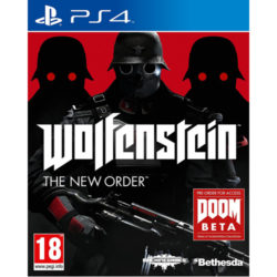 Wolfenstein The New Order (PlayStation Hits) - PS4