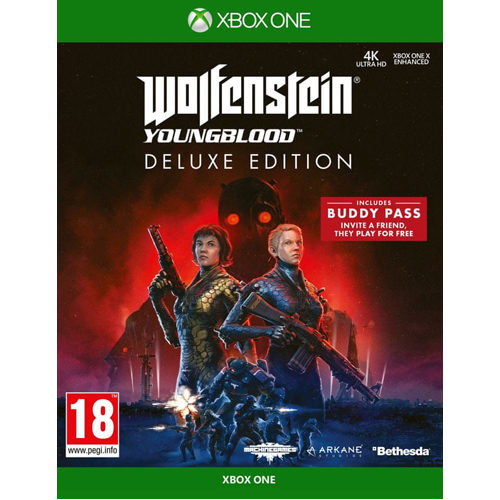 Wolfenstein: Youngblood Deluxe - Xbox One