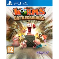 Worms Battlegrounds - PS4